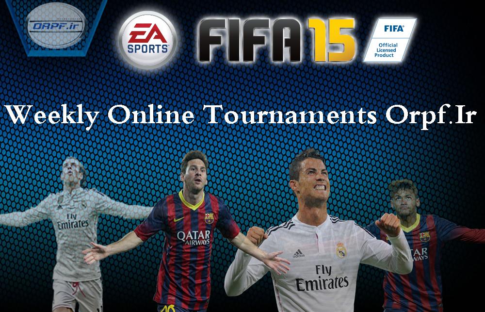 مسابقات آنلاین FIFA 2015 وب سایت ORPF.IR