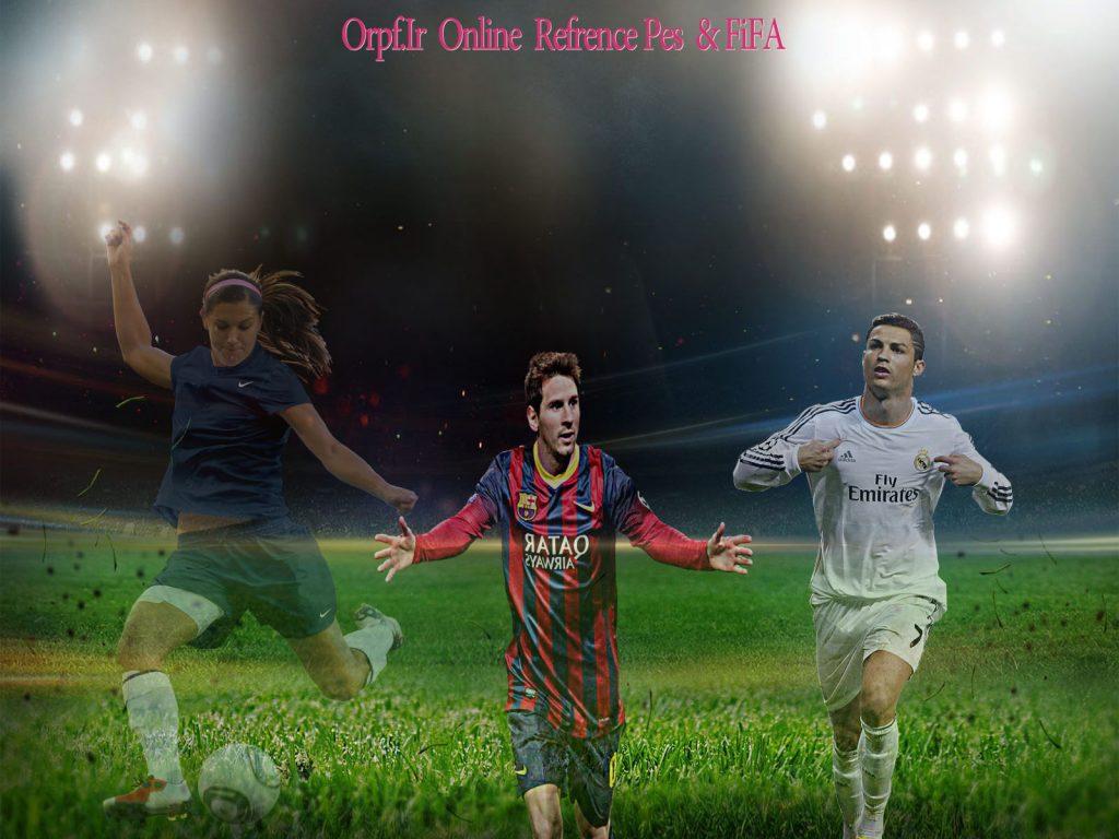 لیگ آنلاین FIFA 17 و PES 17