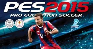 ثبت نام جام هفتگی PES15 هفته دوم شهریور94