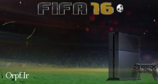 مسابقات آنلاین fifa 16 ps4