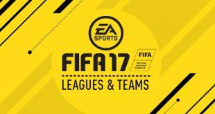 جدول و زمان بندی لیگ آنلاین FIFA 17 PS4 تابستان 96