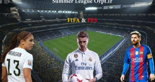 لیگ آنلاین تابستان فیفا و پی اس
