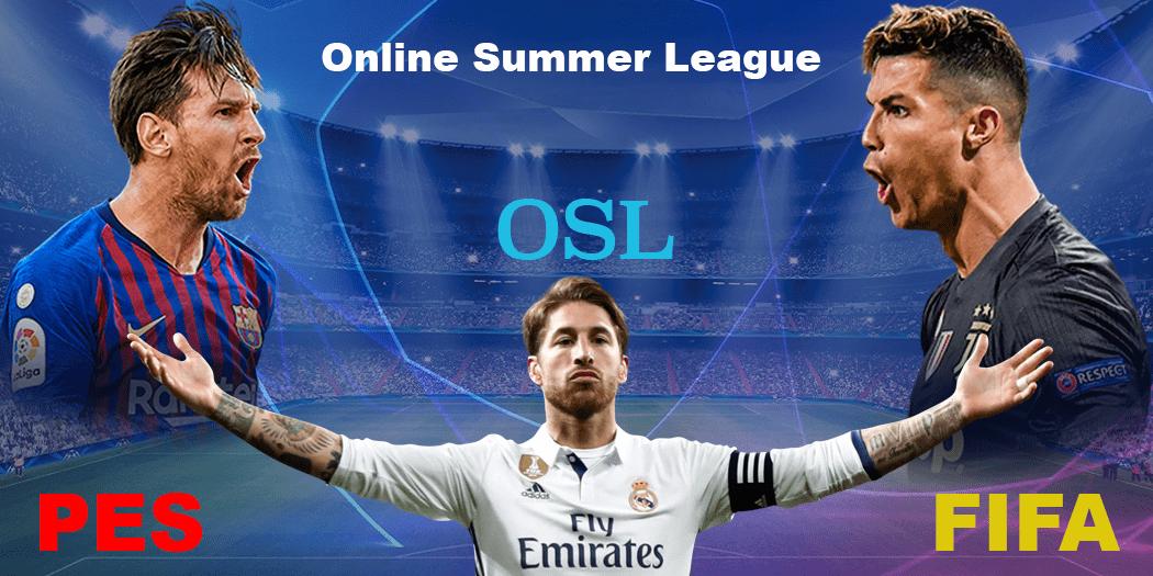 ثبت نام لیگ آنلاین FIFA و PES